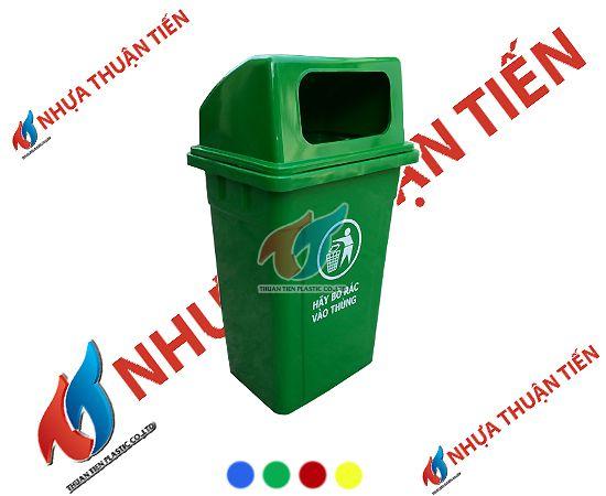 Nhựa Thuận Tiến cung cấp thùng rác công cộng chất lượng cao