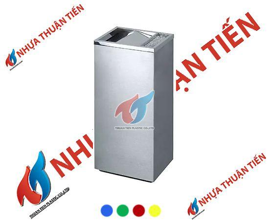 thùng rác inox tphcm