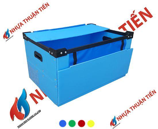 Nhựa Thuận Tiến đơn vị cung cấp thùng nhựa Danpla uy tín