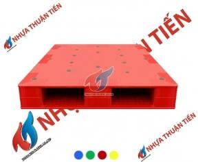 Pallet nhựa nhỏ sản phẩm thông minh - Tiện lợi của Nhựa Thuận Tiến