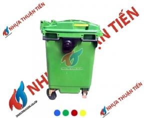 Thùng rác công nghiệp đa dạng mẫu mã - Bảo vệ môi trường