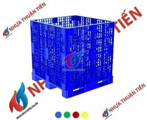 Địa chỉ cung cấp pallet nhựa giá rẻ tại Hà Nội