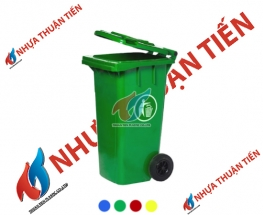 Thùng rác công nghiệp 120L