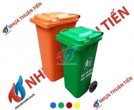 Thùng rác công cộng 240L