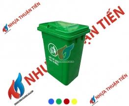 Thùng rác công cộng 90L