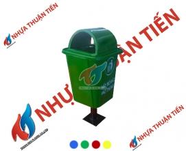 Thùng rác composite 55L