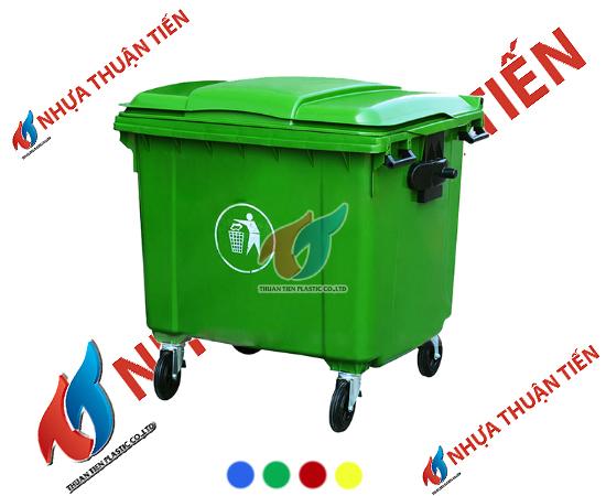 Thùng rác công nghiệp