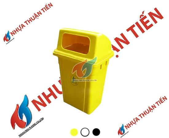 Thùng rác y tế 90L