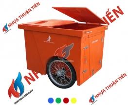 Thùng rác phân loại 1000L