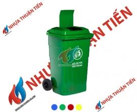 Thùng rác nhựa 150L