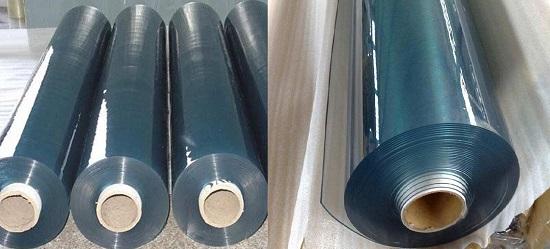 Màng nhựa PVC dẻo