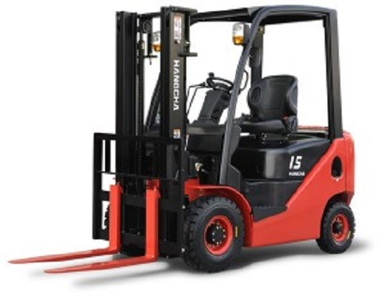 Xe nâng Hangcha XFseries 1-3,5 tấn