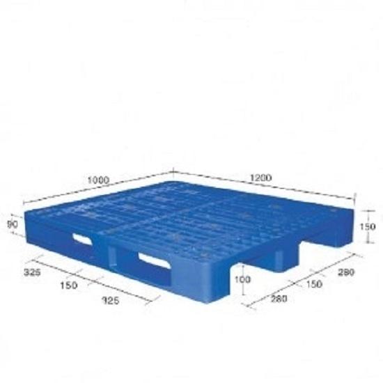 Pallet nhựa liền khối PL04LK