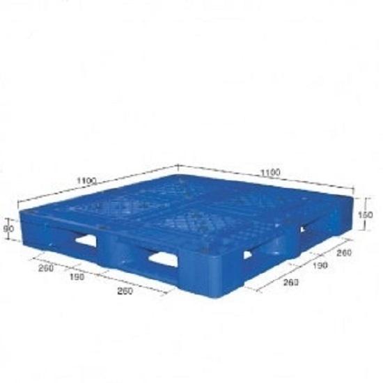Pallet nhựa liền khối PL09LK