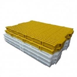 Pallet nhựa lót sàn