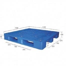 Pallet nhựa liền khối PL06LK