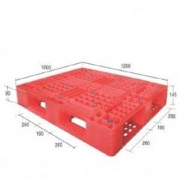 Pallet nhựa liền khối PL08LK