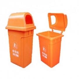 Thùng rác nhựa 95L N1