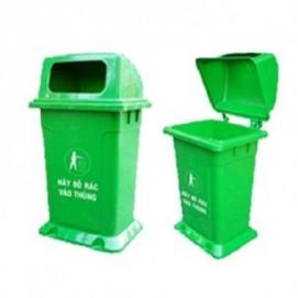 Thùng rác nhựa 95L N2