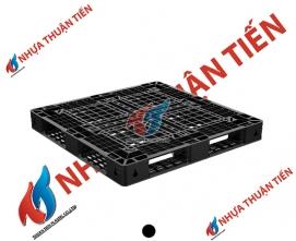 Pallet nhựa đen T-1137R