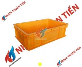 Thùng nhựa đặc TTC531