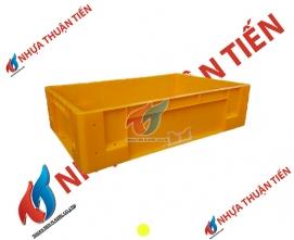 Thùng nhựa đặc TTC742