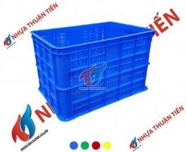 Thùng nhựa rỗng HS005