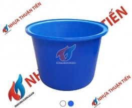 Thùng nhựa chứa nước 500L